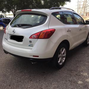 Used condition Nissan Murano 2011 with +200,000 km mileage