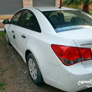 Chevrolet Cruze car for sale 2012 in Tripoli city