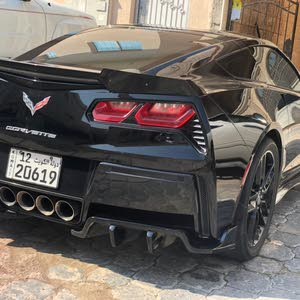 condition Chevrolet Corvette 2014 with  km mileage