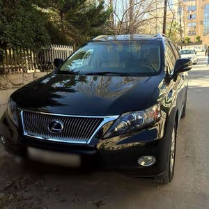 Lexus RX made in 2012 for sale