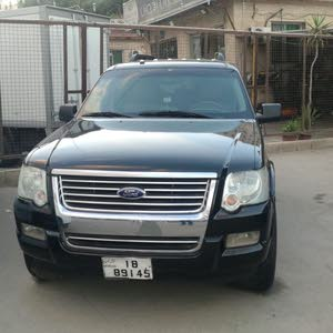 New Ford Explorer 2007