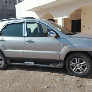 New Sportage 2007 for sale