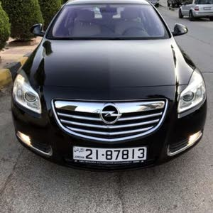 Used condition Opel Insignia 2013 with 50,000 - 59,999 km mileage