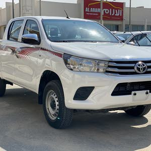 Toyota Hilux 2016 4x4 Automatic