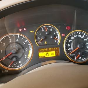 Gasoline Fuel/Power   Nissan Armada 2012