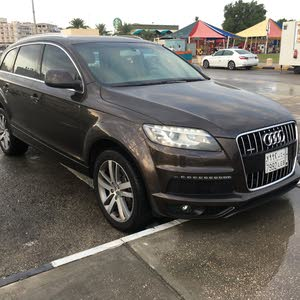 Audi Q7 S-Line Supercharged 2011MY
