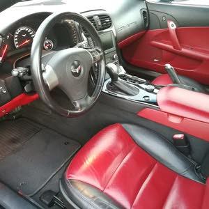 50,000 - 59,999 km Chevrolet Corvette 2008 for sale