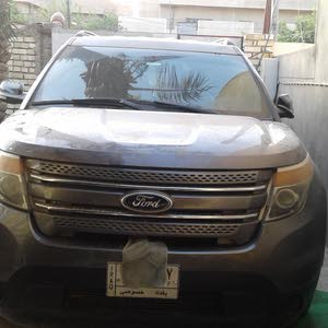Used Ford Explorer in Baghdad