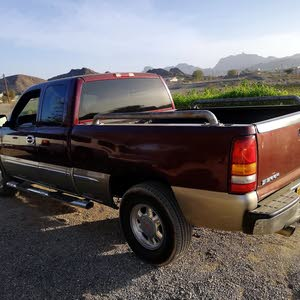 Gasoline Fuel/Power   GMC Sierra 2000