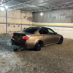 Automatic Brown BMW 2008 for sale