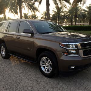 Chevrolet Tahoe car for sale 2016 in Kuwait City city