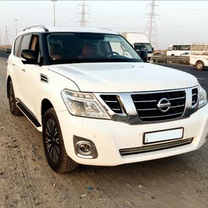 Nissan Patrol made in 2016 for sale