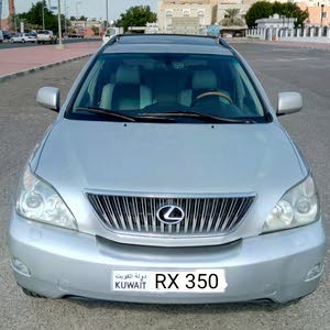 Lexus RX 2007 For sale - Silver color