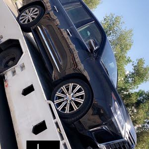 Black Lexus LX 2017 for sale
