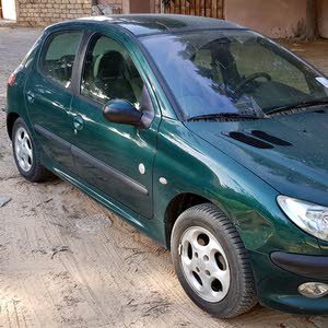 Peugeot 206 made in 2002 for sale