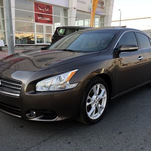 Nissan Maxima for sale in Sharjah