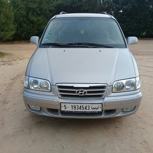 Grey Hyundai Trajet 2006 for sale