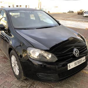 Automatic Black Volkswagen 2010 for sale