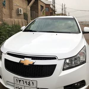 Available for sale! 60,000 - 69,999 km mileage Chevrolet Cruze 2012
