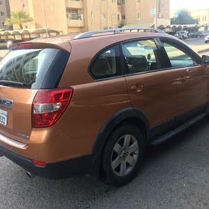 +200,000 km Chevrolet Captiva 2008 for sale