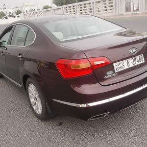 Kia Cadenza car for sale 2011 in Kuwait City city