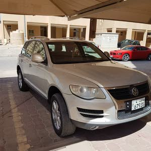 For sale 2009 Silver Touareg