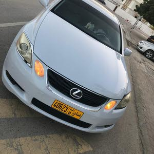 Lexus GS 2006 For sale - White color