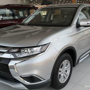 Automatic Silver Mitsubishi 2018 for sale