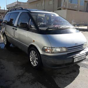 تويوتا بريفيا للبيع موديل 1999
