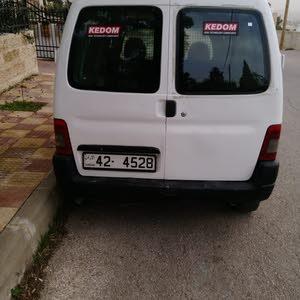 Peugeot Partner 2009 For sale - White color