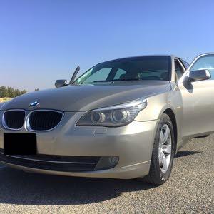 موديل 2009 BMW 520 i