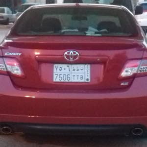 toyota camry SE, Sports Dual Exhaust