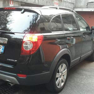 70,000 - 79,999 km mileage Chevrolet Captiva for sale