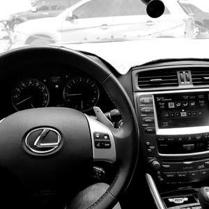 2011 Lexus IS for sale in Sharjah