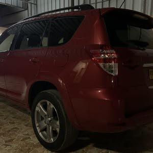 Toyota RAV 4 2012 For sale - Red color