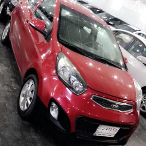2013 Used Picanto with Automatic transmission is available for sale
