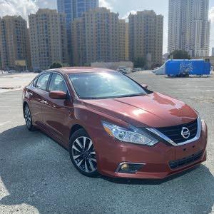 Nissan Altima 2016 SV full option