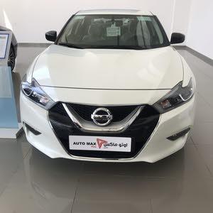 Nissan Maxima 2017 For sale - White color