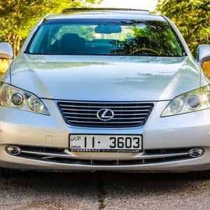 Used condition Lexus ES 2007 with 80,000 - 89,999 km mileage