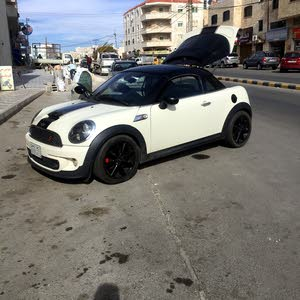Automatic White MINI 2014 for sale