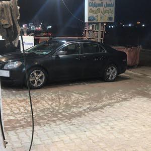 شيفروليت ماليبو 2011 رقم بغداد الماني