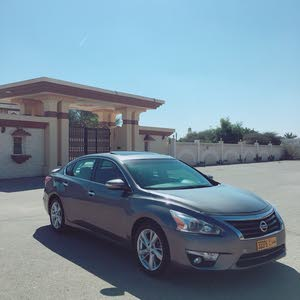 2014 Used Altima with Manual transmission is available for sale