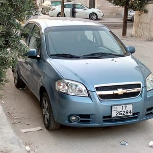 Chevrolet Aveo 2007 for sale in Zarqa