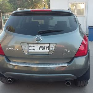 Automatic Grey Nissan 2007 for sale