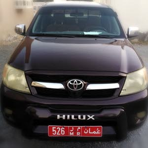 0 km Toyota Hilux 2007 for sale
