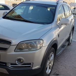 +200,000 km Chevrolet Captiva 2009 for sale