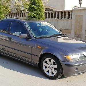 For sale BMW 318 car in Amman
