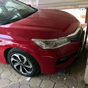 Honda Accord car is available for sale, the car is in  condition
