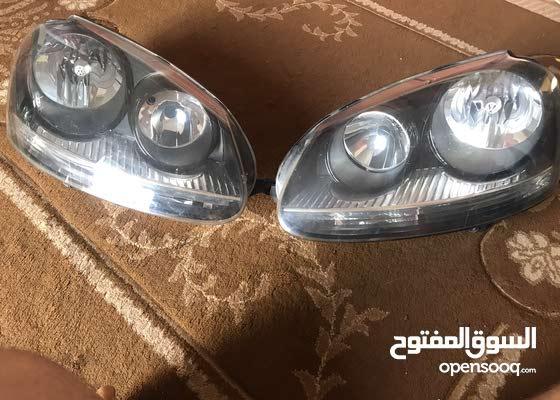 Golf 5 headlights like new