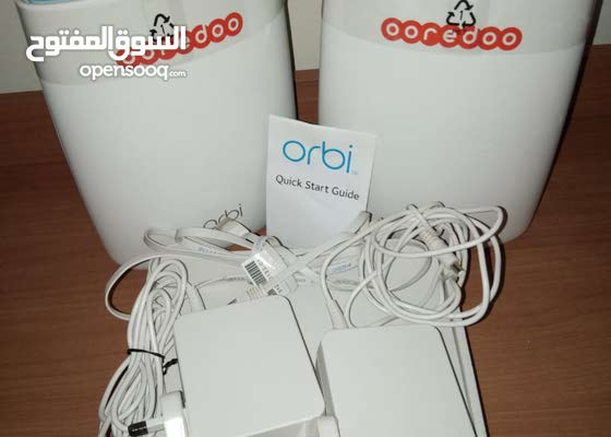 Orbi Router & Satellite